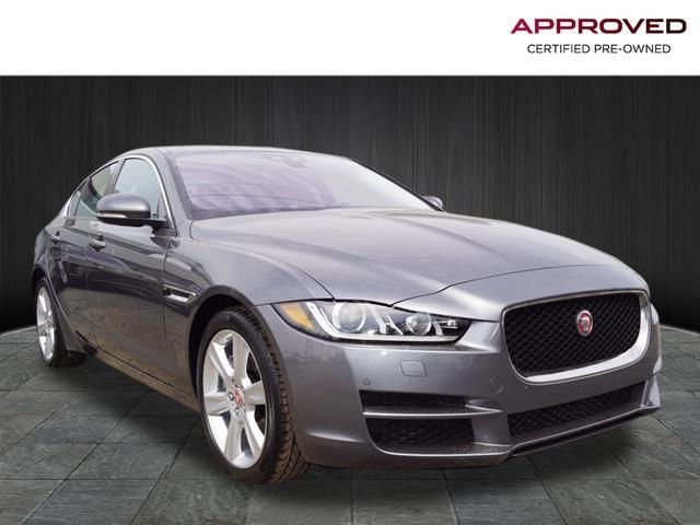 Ray Catena Jaguar >> Pre Owned 2017 Jaguar Xe For Sale In Edison Nj Jaguar Usa