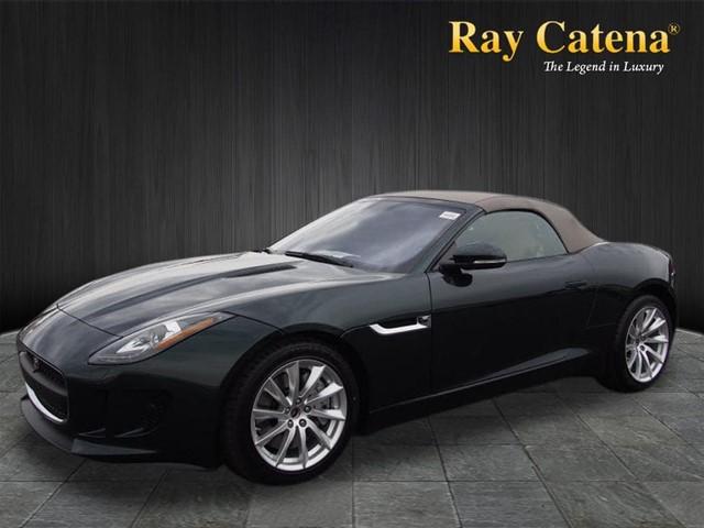 2017 Jaguar F Type Premium Convertible