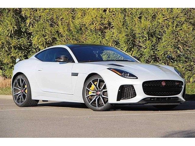 Pre Owned 2017 Jaguar F Type For Sale In Livermore Ca Jaguar Usa