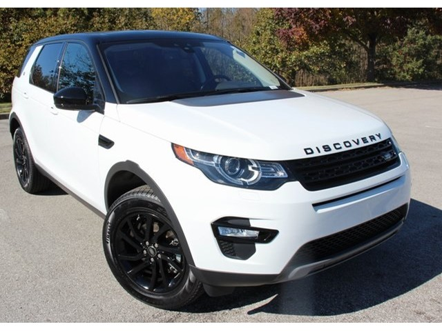 Louisville Land Rover >> Certified 2019 Jaguar Discovery Sport For Sale In Louisville Ky