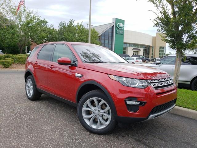 Land Rover Jacksonville >> Certified 2019 Jaguar Discovery Sport For Sale In Jacksonville Fl