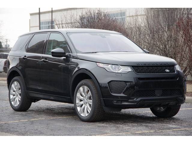 Land Rover Northfield >> New 2018 Discovery Sport Details