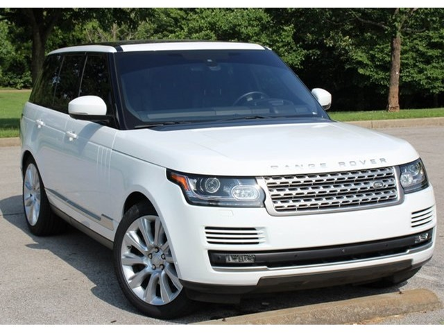 Land Rover Louisville >> Certified 2016 Jaguar Range Rover For Sale In Louisville Ky