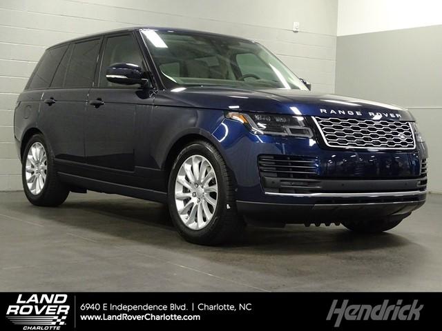 Land Rover Charlotte >> New 2019 Range Rover Details