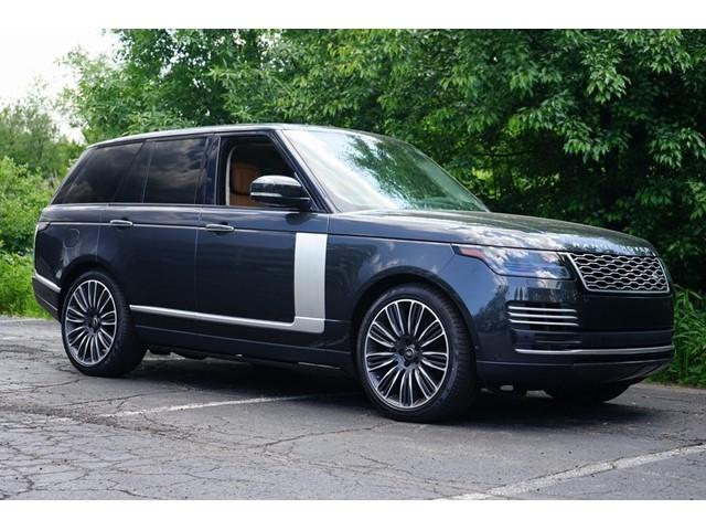 Land Rover Northfield >> New 2019 Range Rover Details