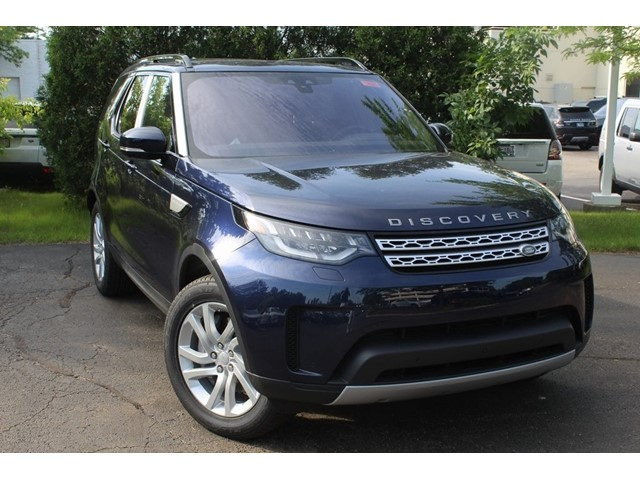 Land Rover Northfield >> New 2018 Discovery Details
