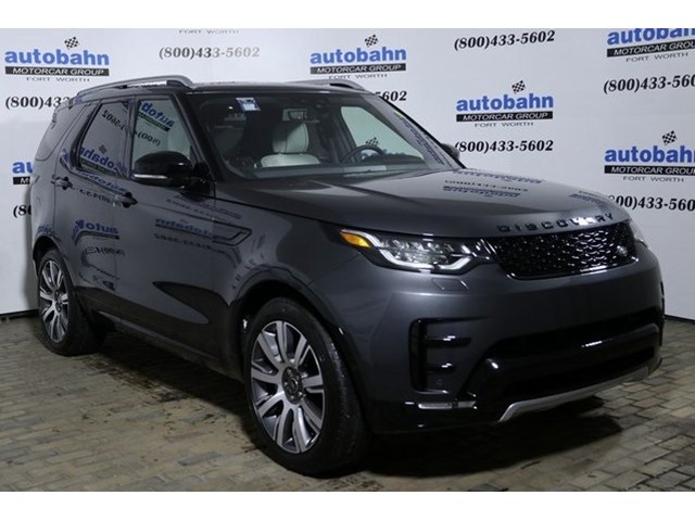 Land Rover Fort Worth >> Certified Pre Owned 2019 Discovery Details