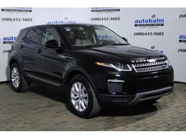 Land Rover Fort Worth >> New 2019 Range Rover Evoque Details