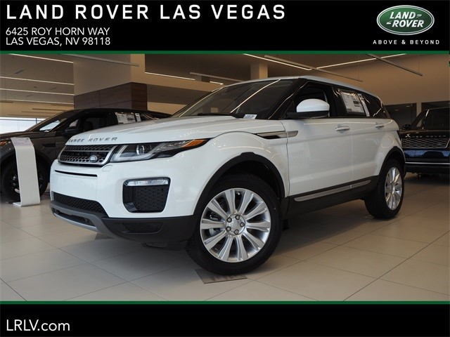 Range Rover Las Vegas >> New 2019 Range Rover Evoque Details