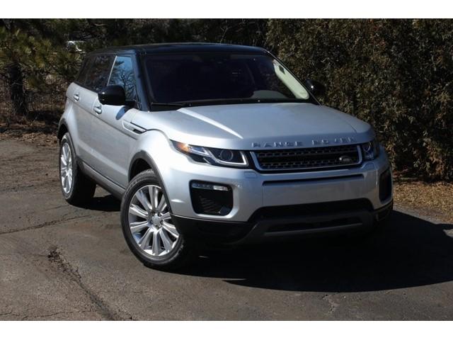 Land Rover Northfield >> New 2019 Range Rover Evoque Details