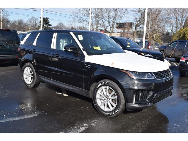 Range Rover Peabody >> New 2019 Jaguar Range Rover Sport For Sale In Peabody Ma Jaguar Usa