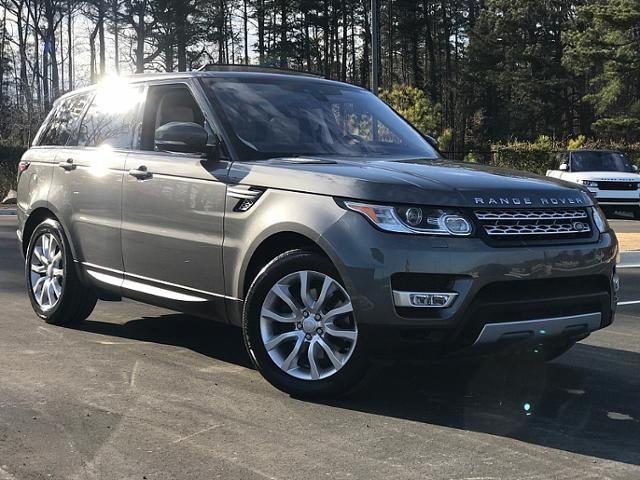 2017 Land Rover Range Sport Hse