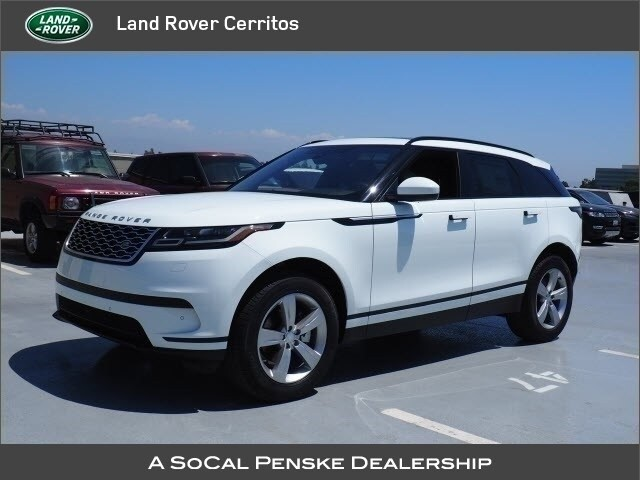 Land Rover Cerritos >> New 2019 Range Rover Velar Details