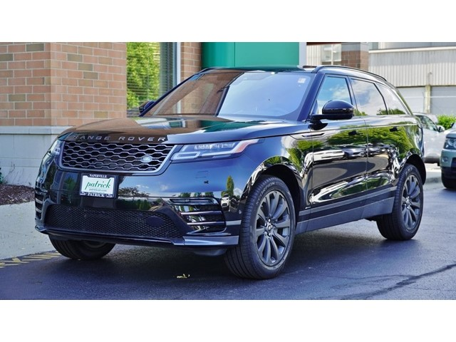 Land Rover Lake Bluff >> Certified Pre-Owned 2019 Range Rover Velar Details