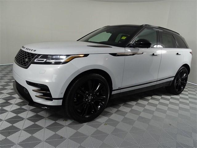 Range Rover Gwinnett >> New 2019 Range Rover Velar Details