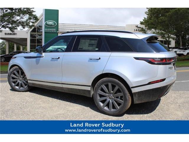 New 2018 Range Rover Velar Details