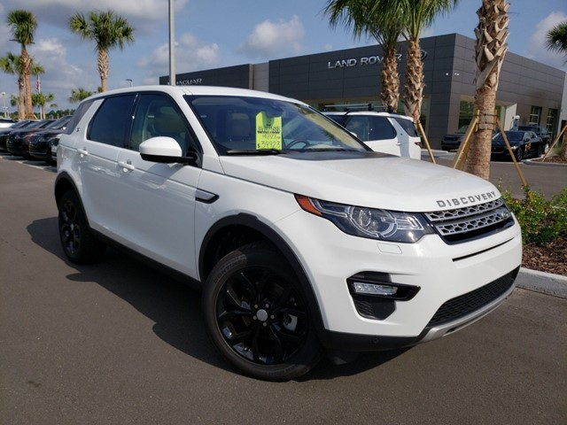 Land Rover Jacksonville >> New 2019 Discovery Sport Details