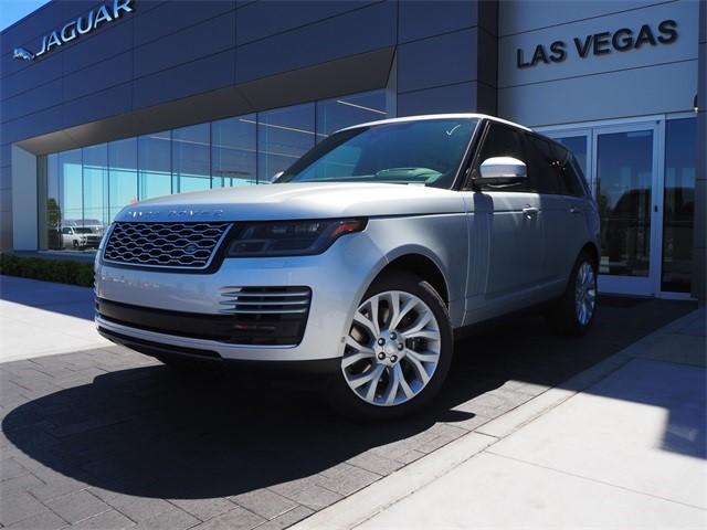 Range Rover Las Vegas >> New 2019 Range Rover Details