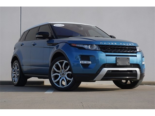 Land Rover Frisco >> Pre Owned 2012 Jaguar Range Rover Evoque For Sale In Frisco Tx