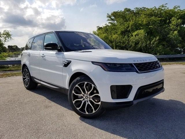 2019 Land Rover Range Sport Se