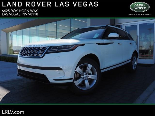 Range Rover Las Vegas >> New 2019 Range Rover Velar Details
