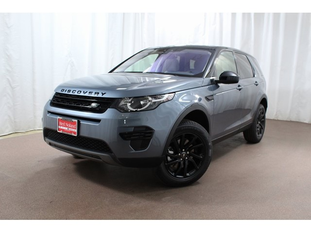 Land Rover Colorado Springs >> Certified Pre Owned 2019 Discovery Sport Details