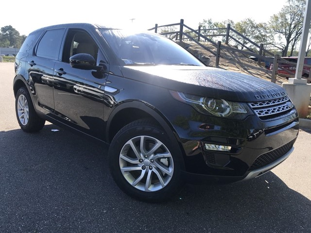 2019 Discovery Sport Hse Land Rover Greenville