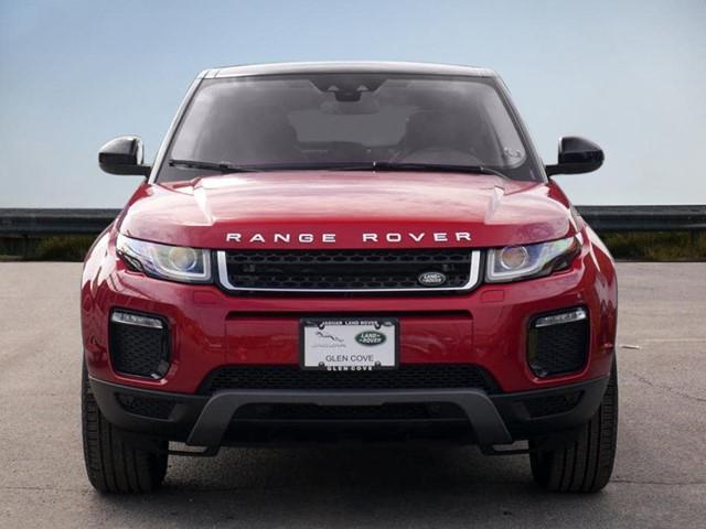 Range Rover Glen Cove >> New 2019 Range Rover Evoque Details