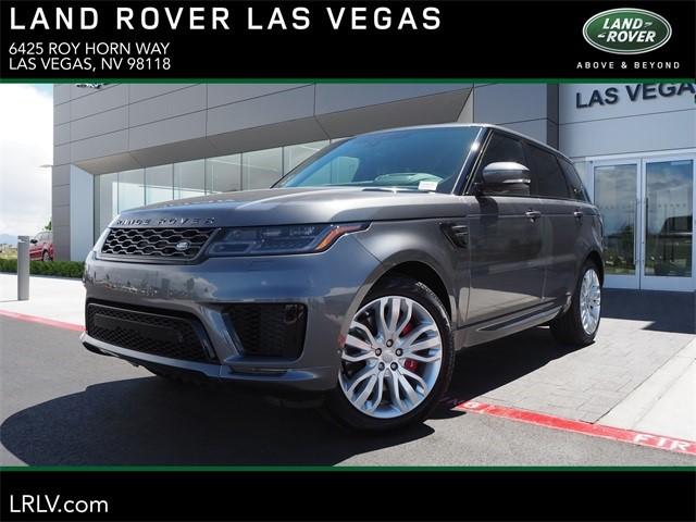 Range Rover Las Vegas >> New 2019 Range Rover Sport Details