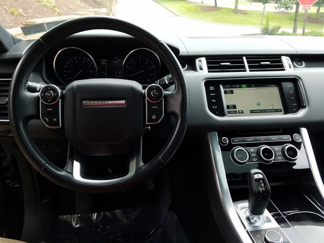Land Rover Monroeville >> Certified Pre-Owned 2015 Range Rover Sport Details