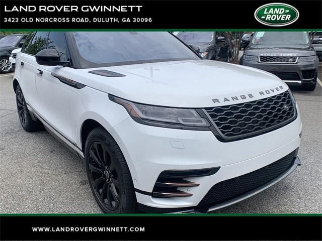 Range Rover Gwinnett >> Certified Pre Owned 2018 Range Rover Velar Details