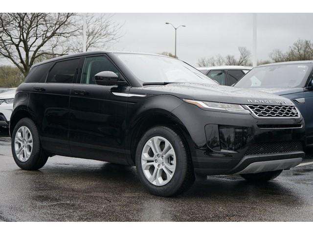 Land Rover Northfield >> New 2020 Range Rover Evoque Details