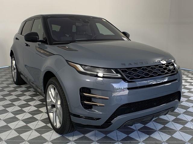 Range Rover Gwinnett >> New 2020 Range Rover Evoque Details