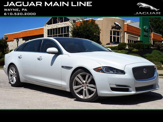 Jaguar Main Line >> Certified Pre Owned 2016 Xj Details