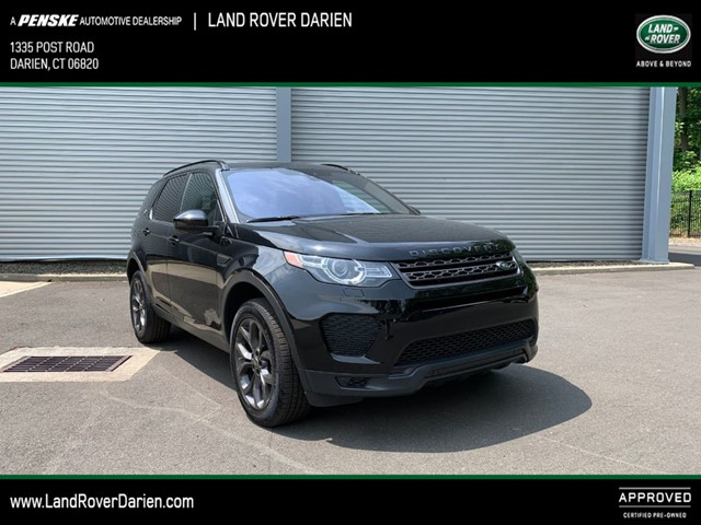 Land Rover Darien >> Certified Pre Owned 2019 Discovery Sport Details