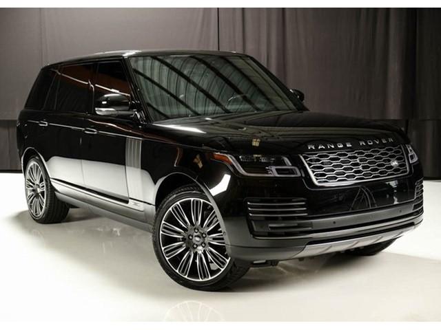 Louisville Land Rover >> Certified 2019 Jaguar Range Rover For Sale In Louisville Ky