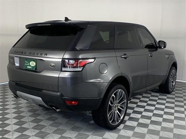 Range Rover Gwinnett >> Certified Pre-Owned 2016 Range Rover Sport Details