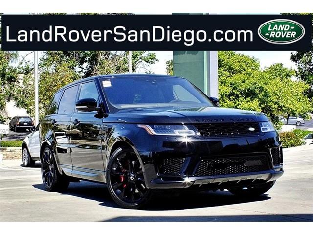 Range Rover San Diego >> New 2019 Range Rover Sport Details