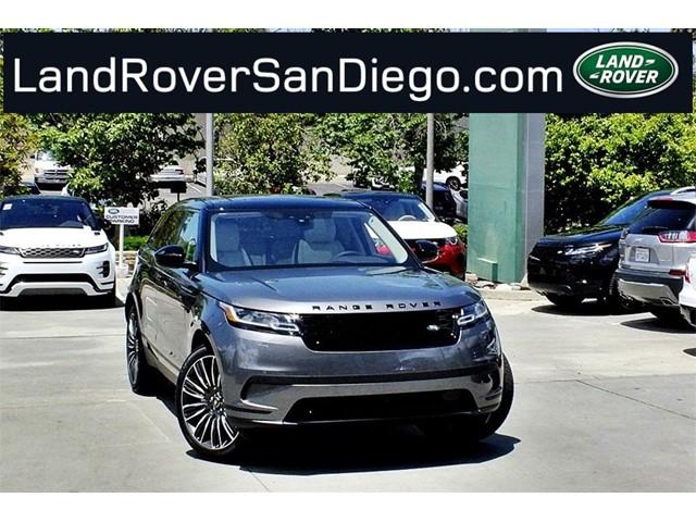 Range Rover San Diego >> New 2019 Range Rover Velar Details
