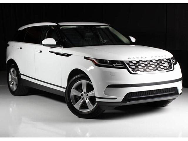 Certified Pre-Owned 2018 Range Rover Velar Details