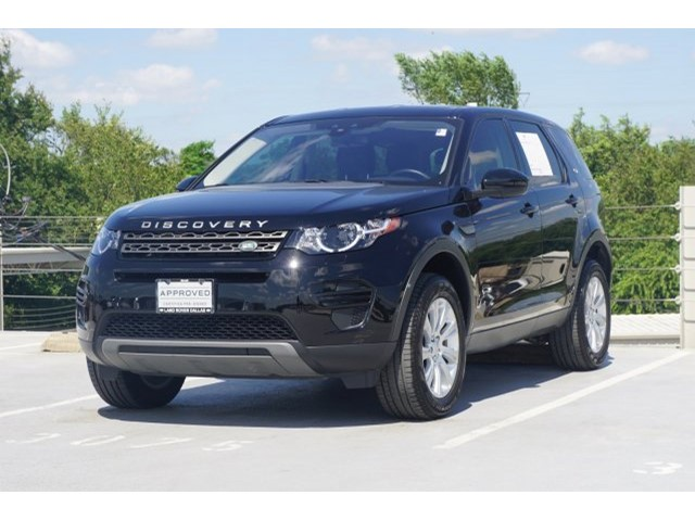 Land Rover Frisco >> Certified Pre-Owned 2018 Discovery Sport Details