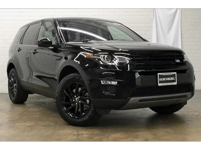 Hornburg Land Rover >> New 2019 Discovery Sport Details