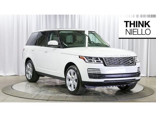 Land Rover Sacramento >> New 2019 Range Rover Details