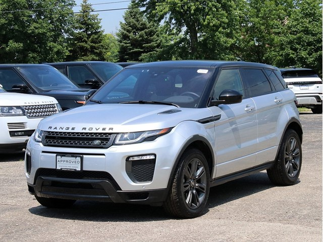 Land Rover Hinsdale >> Certified Pre-Owned 2019 Range Rover Evoque Details