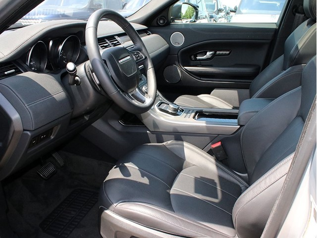 Certified Pre-Owned 2019 Range Rover Evoque Details