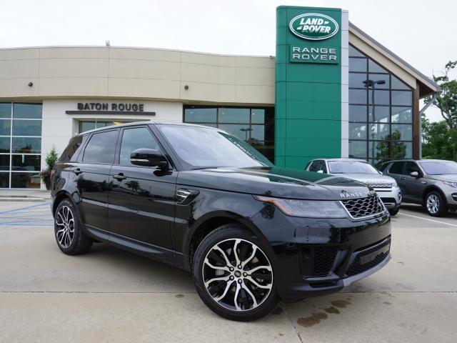 Range Rover Baton Rouge >> New 2019 Range Rover Sport Details