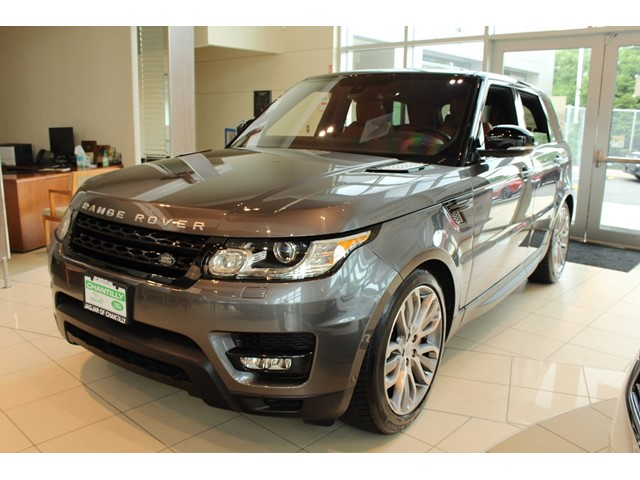 Land Rover Chantilly >> Certified Pre Owned 2016 Range Rover Sport Details