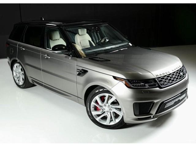 Land Rover Louisville >> Certified 2019 Jaguar Range Rover Sport For Sale In Louisville Ky