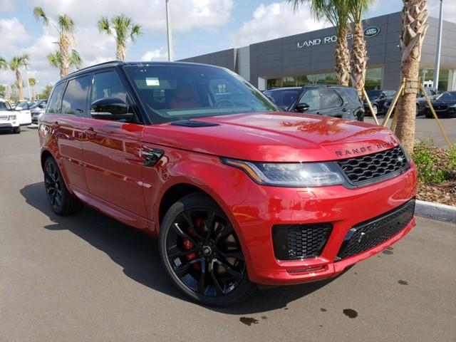 Land Rover Jacksonville >> New 2019 Range Rover Sport Details