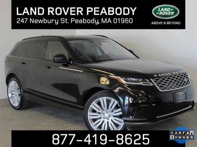 Range Rover Peabody >> Certified Pre Owned 2019 Range Rover Velar Details